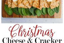 chesse and cracker trays