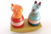 Un jour un jouet en bois / Sélection de jouets en bois magnifiques. Ils plaisent autant aux parents qu'aux enfants ! #jouetenbois #woodtoy #toy #kid #play