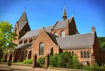 Mooiste plekjes van Heeze (Noord Brabant / Nederland)
