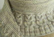 совы вязание