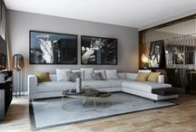 AMAZING LIVING ROOMS || PRIVATE RESIDENCE PROJECTS / Living Room Design | Living Room Decor | Modern Living Room | Contemporary Living Room | Living Room Interior  | Interior Design | Beautiful Living Room
