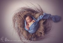 Baby Photography / Plus One Photography is specializing in fairtyale style newborn baby photography.