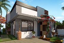 3D Villa Exterior Rendering / The move toward desegregation each interior and exterior living area has created a full new niche within the style field. Associate exterior designer fills within the gap of experience between an inside designer and a designer.