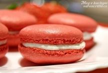 Macarons - makronky