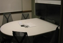 Library Group Study Rooms/Booths