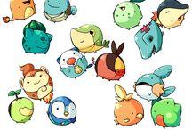 pokemon / by halfmydadsage