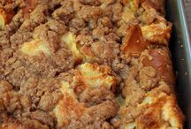 Breakfast Casseroles and Brunch Ideas / by Laurie Mellen Breitfeller