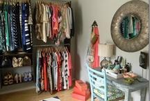 Closets & Organizing  / by Ashley Kielbratowski