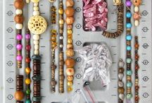 jewelry & bead projects / by Rhonda Hunter