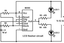 LED Light projects