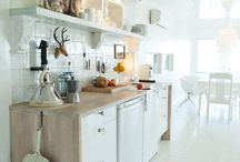 Kitchen Ideas / by Cith Aranel