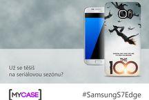 Samsung S7 Edge / Nech se inspirovat originálními kryty na Samsung S7 Edge!  Začni tvořit na www.mycase.cz