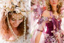 {Wedding} Fairy and Elf Theme