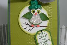 Celebration Cards / Birthday, Anniversary, Weddings, St Patricks Day etc -  greeting cards.