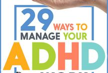 Inspirations Tips for ADHD