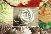 frosting glasse per cupcake