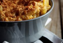 Mac and cheese / by Mary Clemens