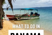 Panama / Explore Panama like a pro with these Panama travel tips and itineraries for independent travellers.