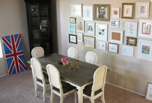 Home: Dinning Rooms / by Andrea Halpern