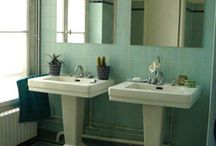 Bathroom chic / Ideas for ensuite and large decadent bathrooms an