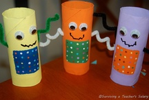 TP Roll Craftiness / by Jenna Dower
