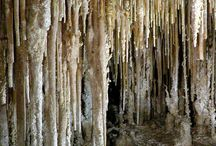 stalagmite / stalactite