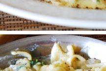 Pasta Dishes / by Cathy Bonacorsi