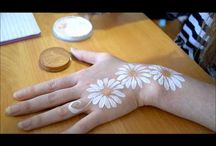 Face & Body painting tutorial