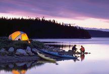 Camping, picknics...