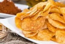 Chips micro onde