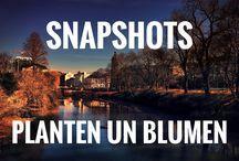 Hamburg Snapshots