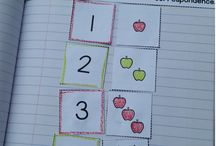 Maths and numeracy for ESL kindergarten students. / Maths and numeracy games, crafts and activities .