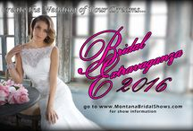 Bridal Extravaganza 2016 / Our annual bridal expo will be at the Great Falls Civic Center on Sunday, January 24, 2016, so make sure you put it on your calendar! For more information, go to www.MontanaWeddingShows.com. You won't want to miss it! / by The Bride's Shoppe