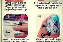 creative DIY / I do beauty, hair, crafts, recipes, and nail designs. / by kaley McDonough