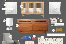 nursery / by Nicholia KC