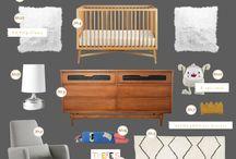 nursery / by Nicholia KC