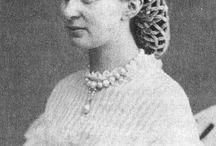 Frisyrer 1790-1899