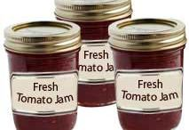 Products from Tomato