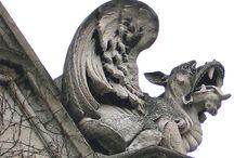 Gargoyles / by Diane Gravuer