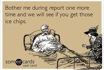 Nursing / All things funny....