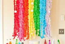 Rainbow Party / by Ellen Jay Stylish Events + Sweets