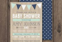 Shower invitations baby