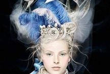 Headdresses and Costumes