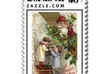 Frimärken  Poststämplar