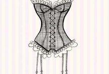 corset transfer