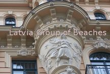 Latvia:Group of Beaches