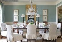 Home- dining / by Stephanie Kazenske