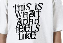 AD(H)D / Over de kansen , problemen, strubbelingen en toch soms de voordelen, die AD(H)D met zich mee brengt!