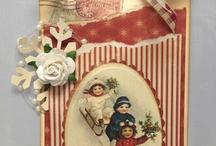 Juleinspirasjon. Christmas ideas. / Ting å lage til jul. Forming, mat, interiør og gaver.