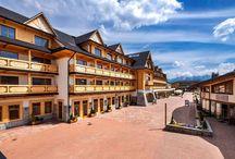 """""""Hotel Bania"""" / Prawdziwie góralski hotel!"""